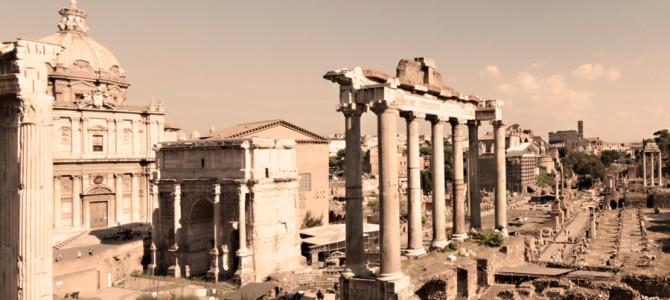 Antica Roma: Colosseo, Foro Romano e Colle Palatino